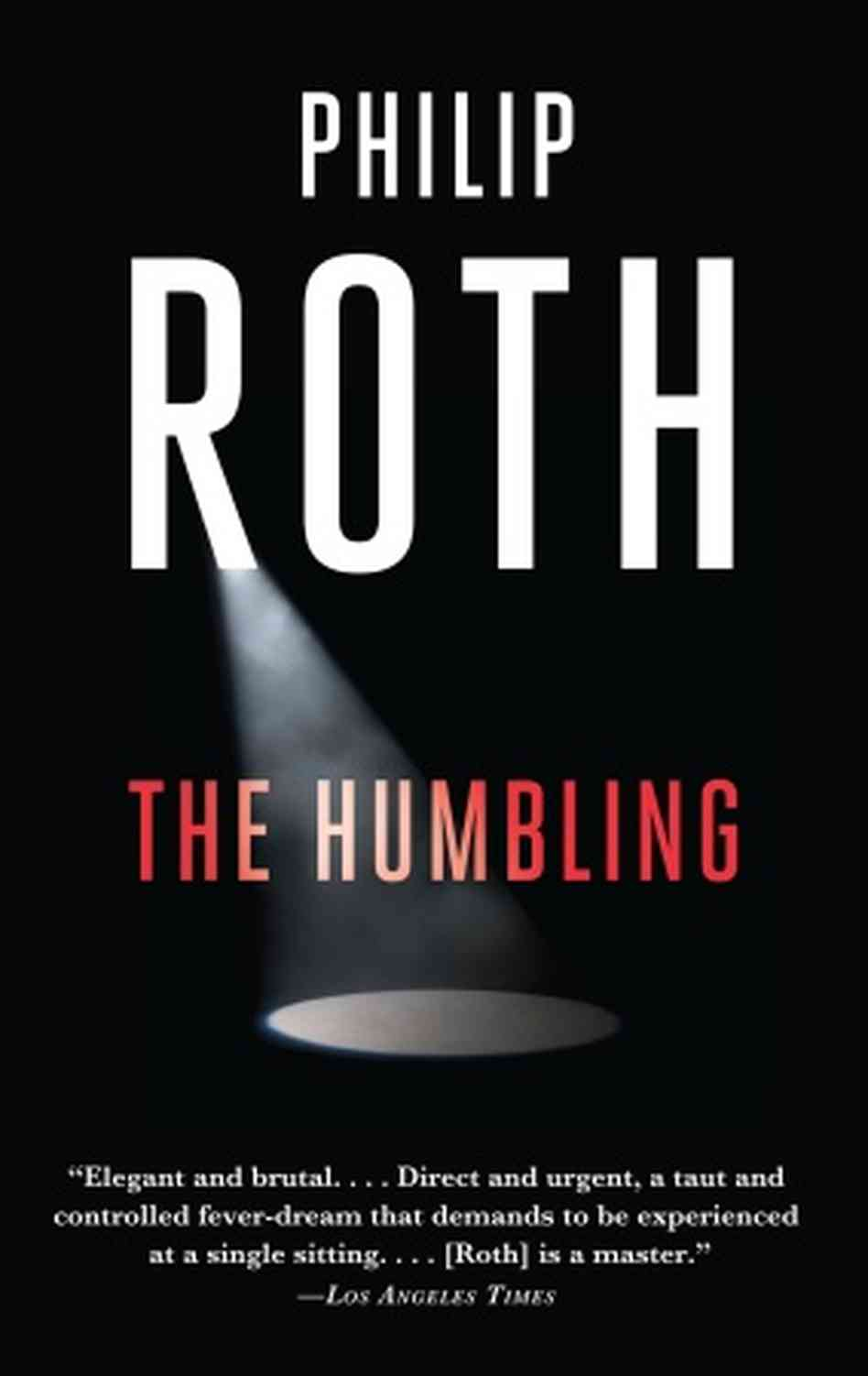 Philip Roth's The Humbling