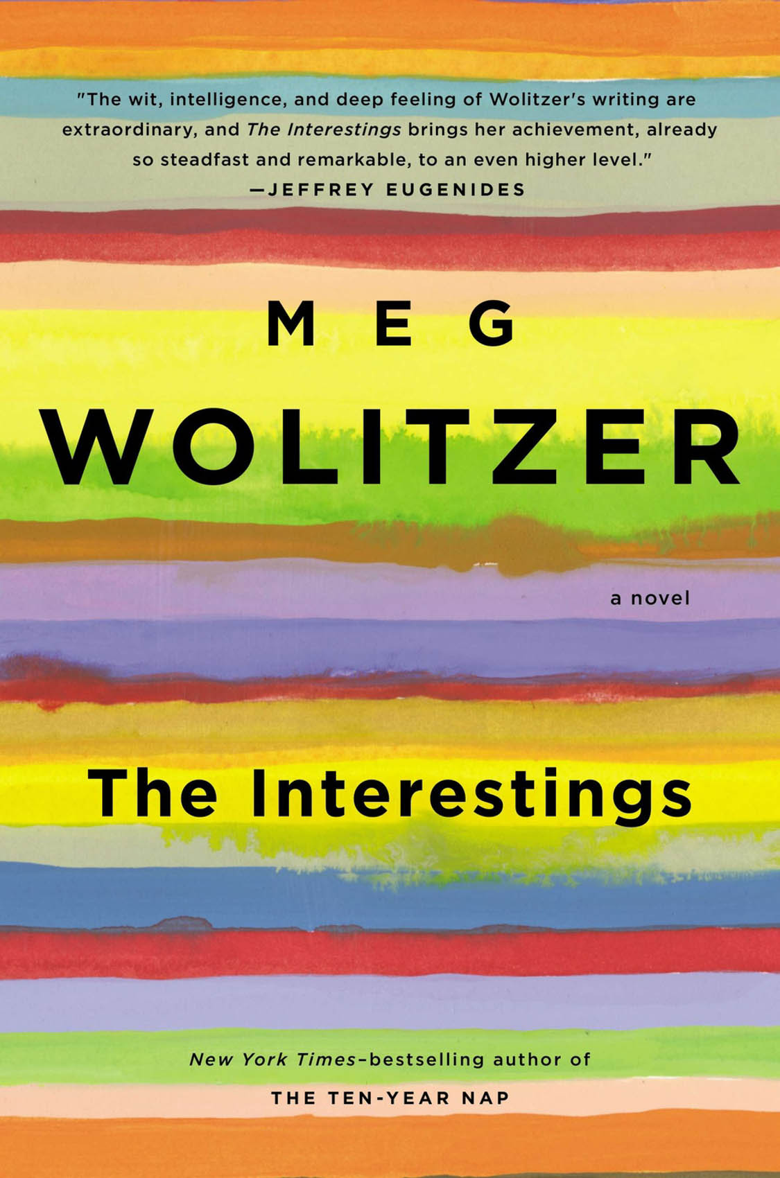 Review: The Interestings by Meg Wolitzer