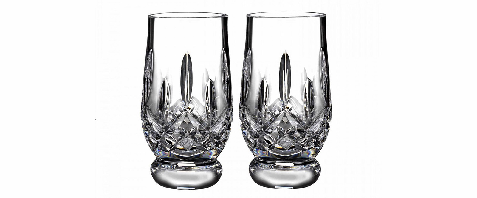 The Waterford footed tasting tumbler