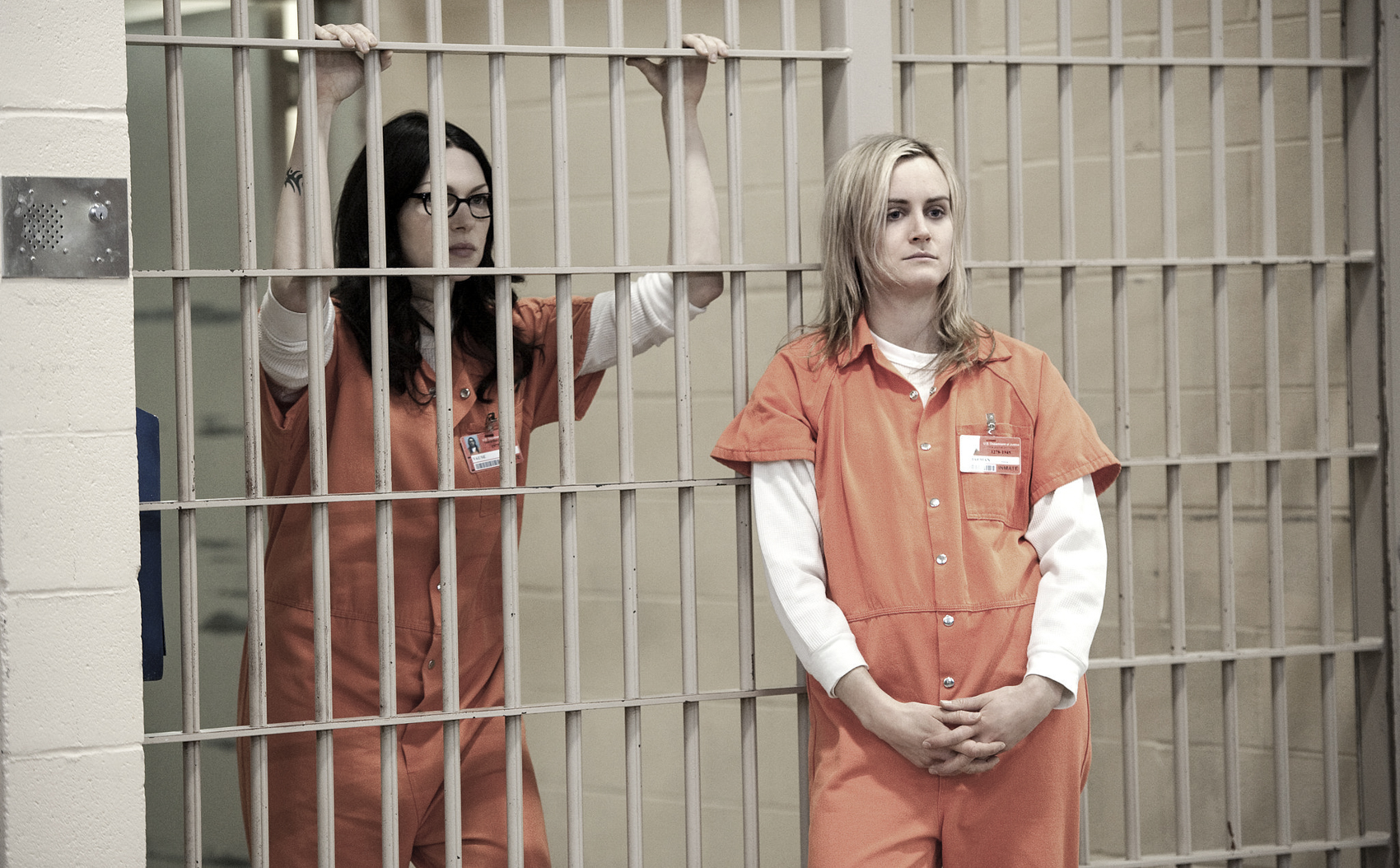 """Orange is the New Black: """"My cell is all kinds of grey"""""""